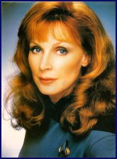 Dr. Beverly Crusher, Chief Medical Officer