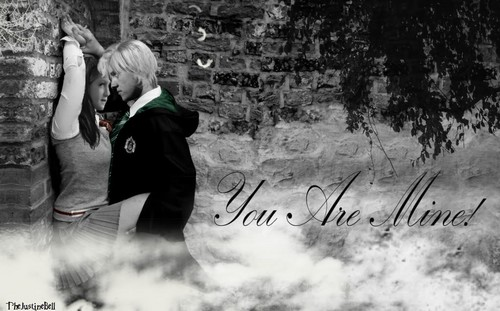 Draco & Ginny ~ Never Speak Of It