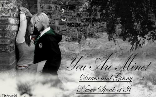 Draco & Ginny ~ Never Speak Of It