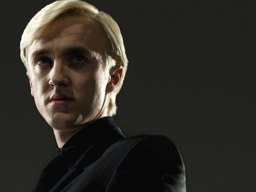 draco malfoy wallpaper titled Draco Malfoy wallpaper
