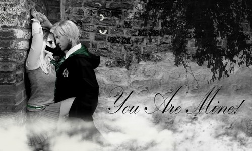 Draco Malfoy and Lady Gaga - Some Stories Are Never Told