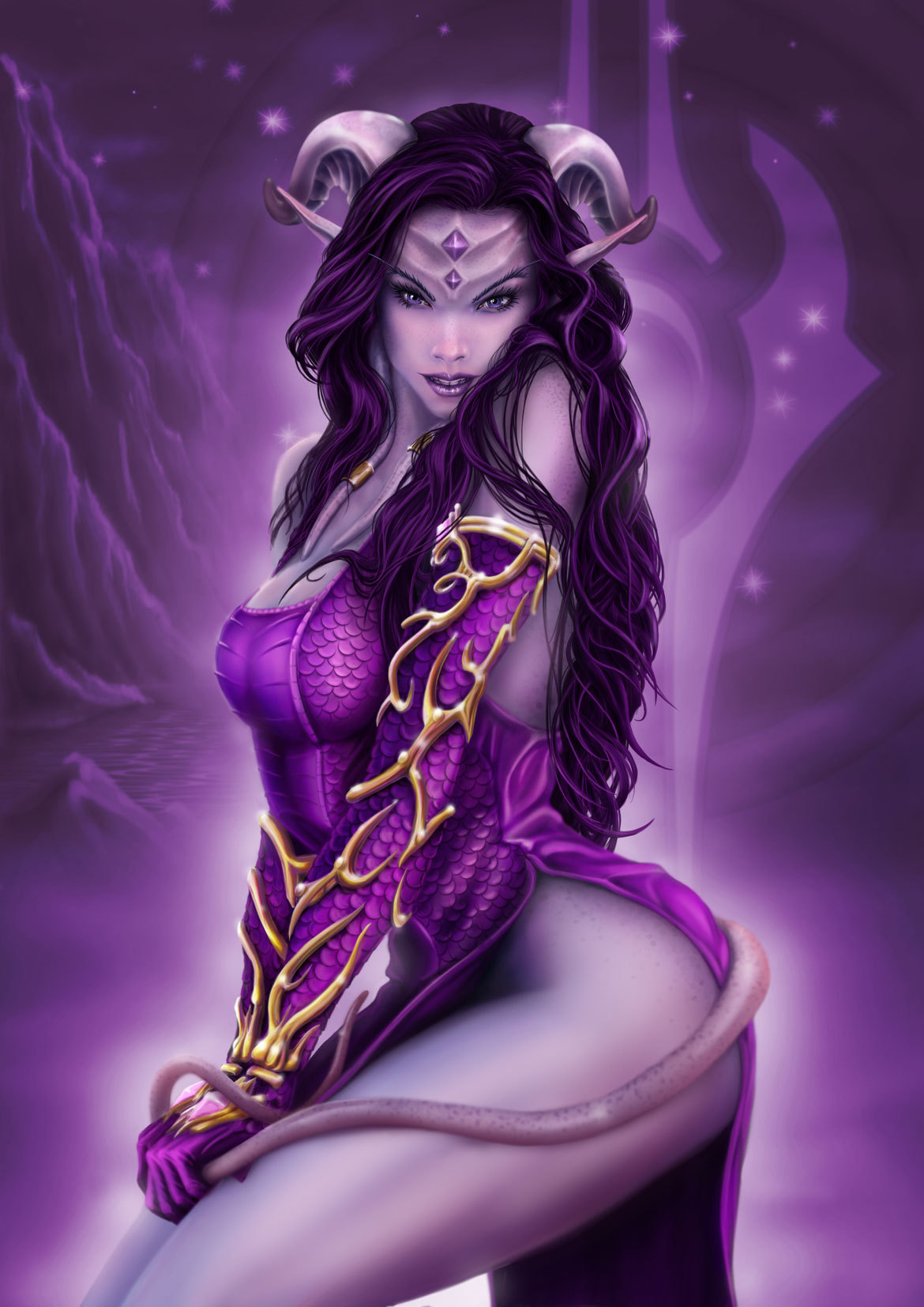 Draenei yaoi sexy galleries
