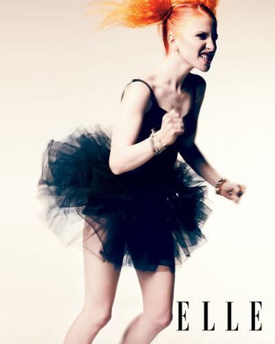 Elle Magazine Outtakes