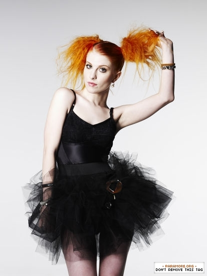 Elle Magazine Outtakes - hayley-williams photo