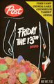 F13 Cereal - friday-the-13th photo