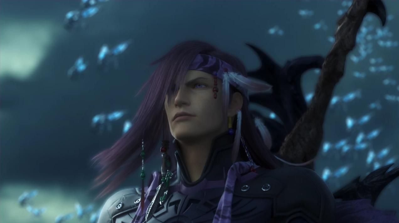Final Fantasy XIII-2 (... Final Fantasy Caius