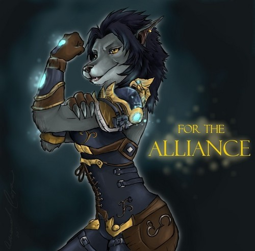 For the Aliance
