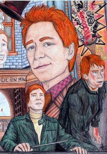 프레드 Weasley