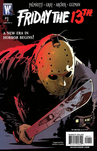 Friday the 13th Comics द्वारा Wildstorm