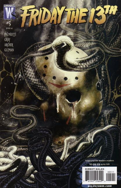 Friday the 13th Comics by Wildstorm