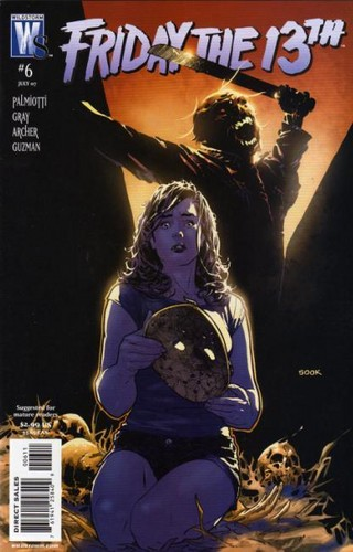 Friday the 13th Comics sejak Wildstorm