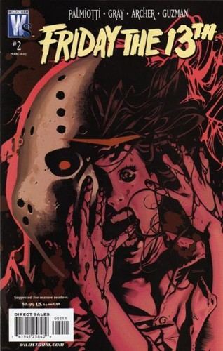Friday the 13th Comics door Wildstorm