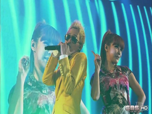 G dragon and Bom - men-of-kpop Photo