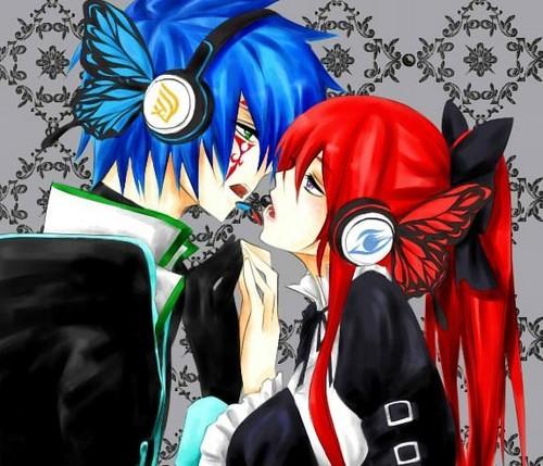 Gerard & Erza