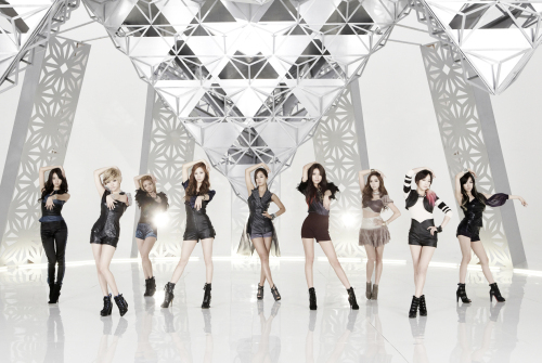 "Kpop wallpaper titled Girls' Generation/SNSD ""The Boys"" concept pics"
