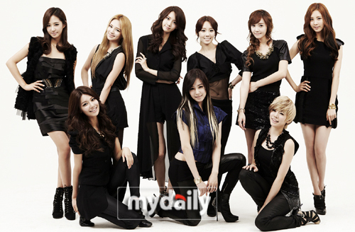 "Kpop wallpaper called Girls' Generation/SNSD ""The Boys"" concept pics"