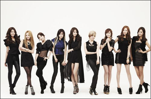 "Girls' Generation ""The Boys"" Promotional pics"