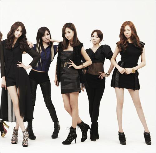"Girls' Generation ""The Boys"" Promotional pics"