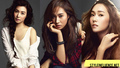 Girls' Generation Tiffany, Jessica and Yuri for COSMOPOLITAN magazine!