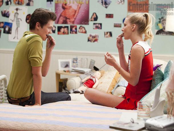 Glee Season 3 Episode 4-Pot 'O Gold - Brittany Photo