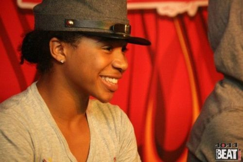 Gorgeous Smile, Roc ;)