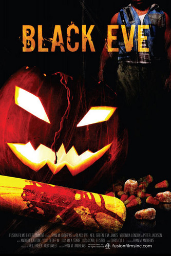 ハロウィン Horror: Black Eve