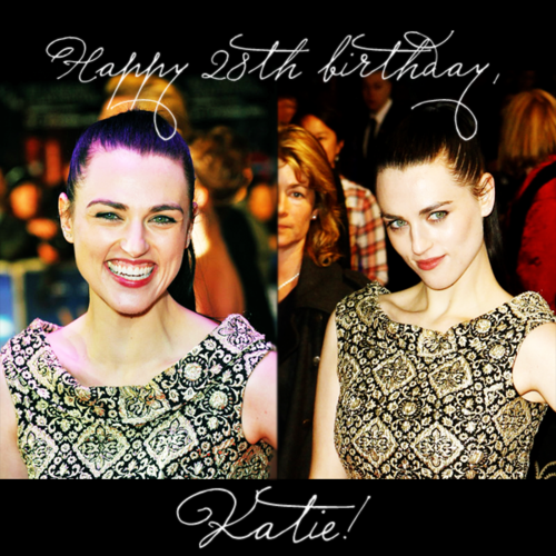 Happy Birthday, Katie!