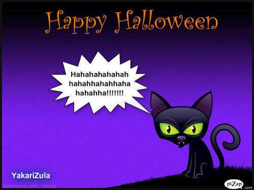 Happy हैलोवीन !!! :D