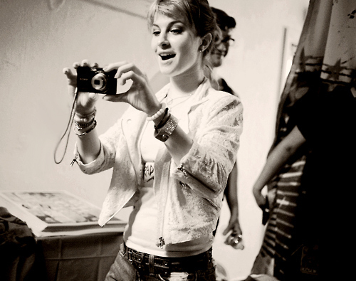 Hayley - hayley-williams photo