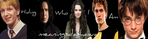 Hiding who I am fanfic