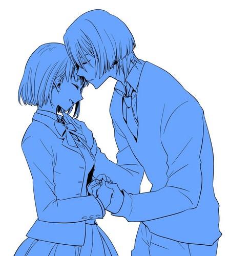 Hijirikawa Masato & Nanami Haruka