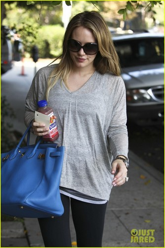 Hilary Duff: Post Baby Plans Revealed!