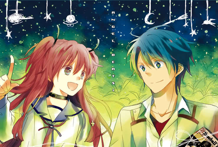 Anime Couples Images Hinata And Yui HD Wallpaper Background Photos