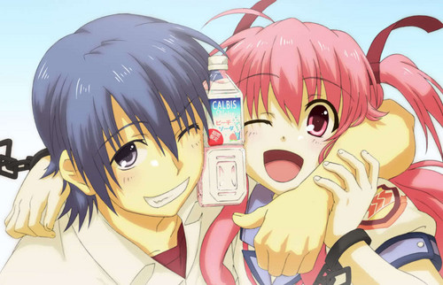 Hinata and Yui