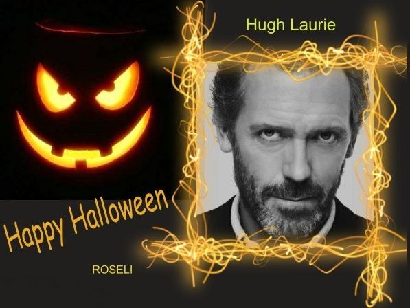 Hugh Laurie-Happy Haloween