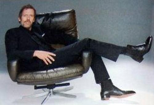 Hugh Laurie- Lóreal Paris