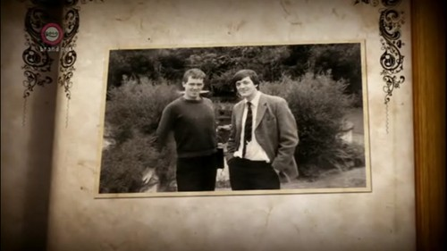 Hugh Laurie and Stephen Fry- (photo album)
