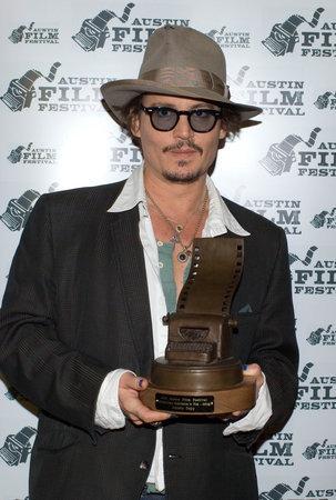 JD at AFF Awards 2011