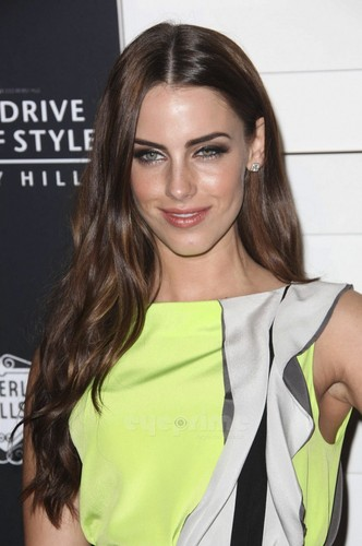 Jessica Lowndes: Rodeo Drive Walk of Style Awards
