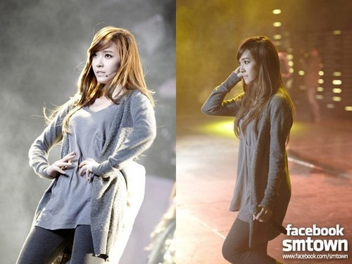 Jessica SMTown in New York