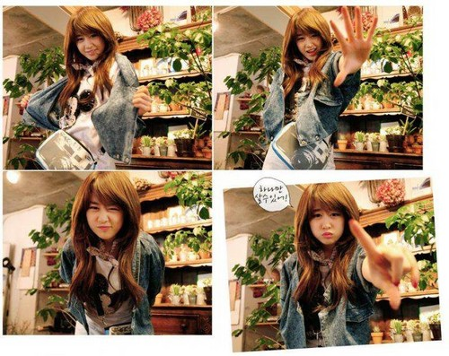 Park JiYeon images Jiy...T Ara Number 9 Wallpaper