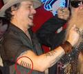 "Johnny Depp ""I Ching"" Tattoo"