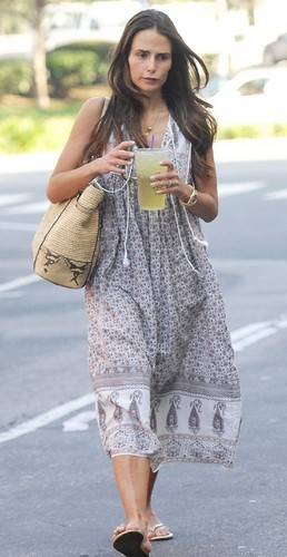 Jordana - In Beverly Hills, Jun 23. 2011