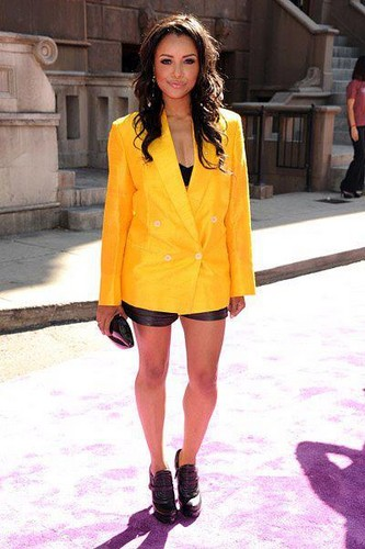 Kat Graham at Variety's 5th Annual Power Of Youth Event