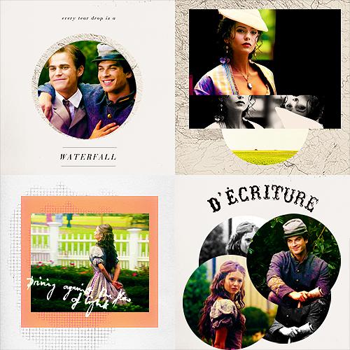 Katherine & the Salvatore brothers