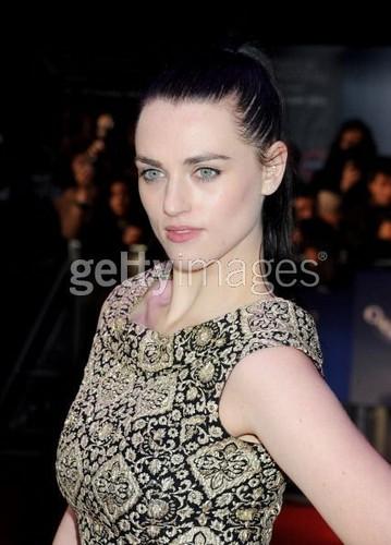 Katie McGrath at BFI W.E. Premiere