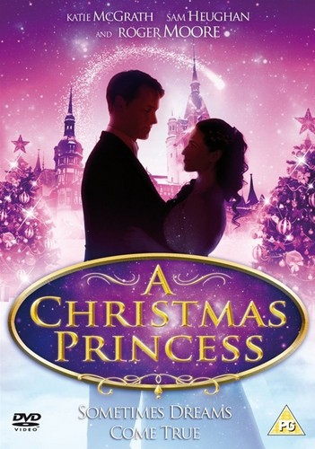 Katie's new movie: A क्रिस्मस princess
