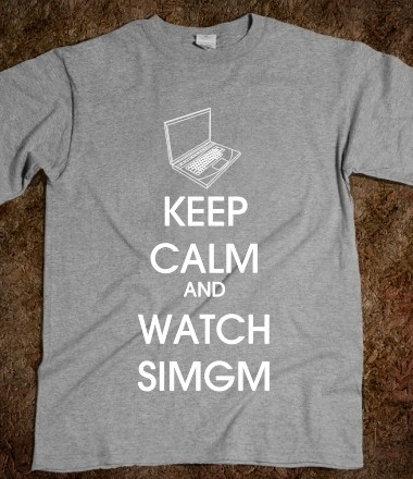Keep Calm and Watch SimGM