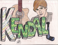 Kendall fanart - kendall-schmidt fan art