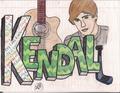 Kendall fanart - kendall-schmidt fan art